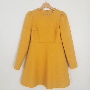 COS Structured Wool Dress